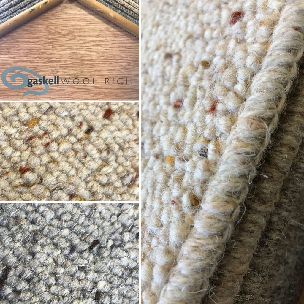 Gaskell Rusticana Carpet Supplied And Fitted By Our